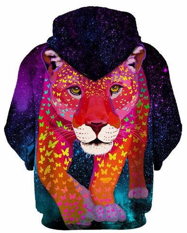On Cue Apparel - Courage Hoodie