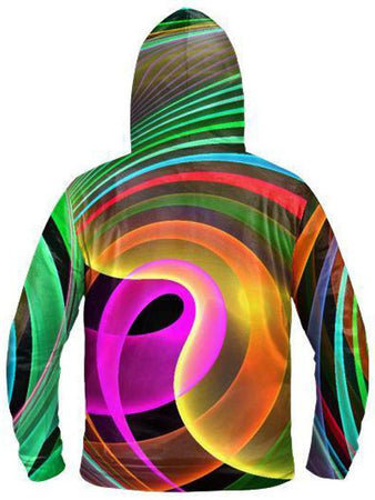 Light Up Hoodies - Cray Light-Up Hoodie