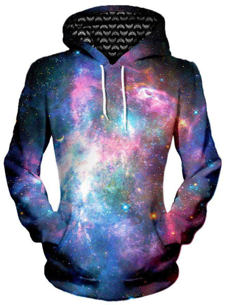 Gratefully Dyed Damen - Dazzling Dimensions Unisex Hoodie
