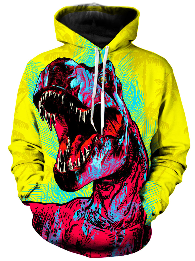 On Cue Apparel - Dino Bite Hoodie