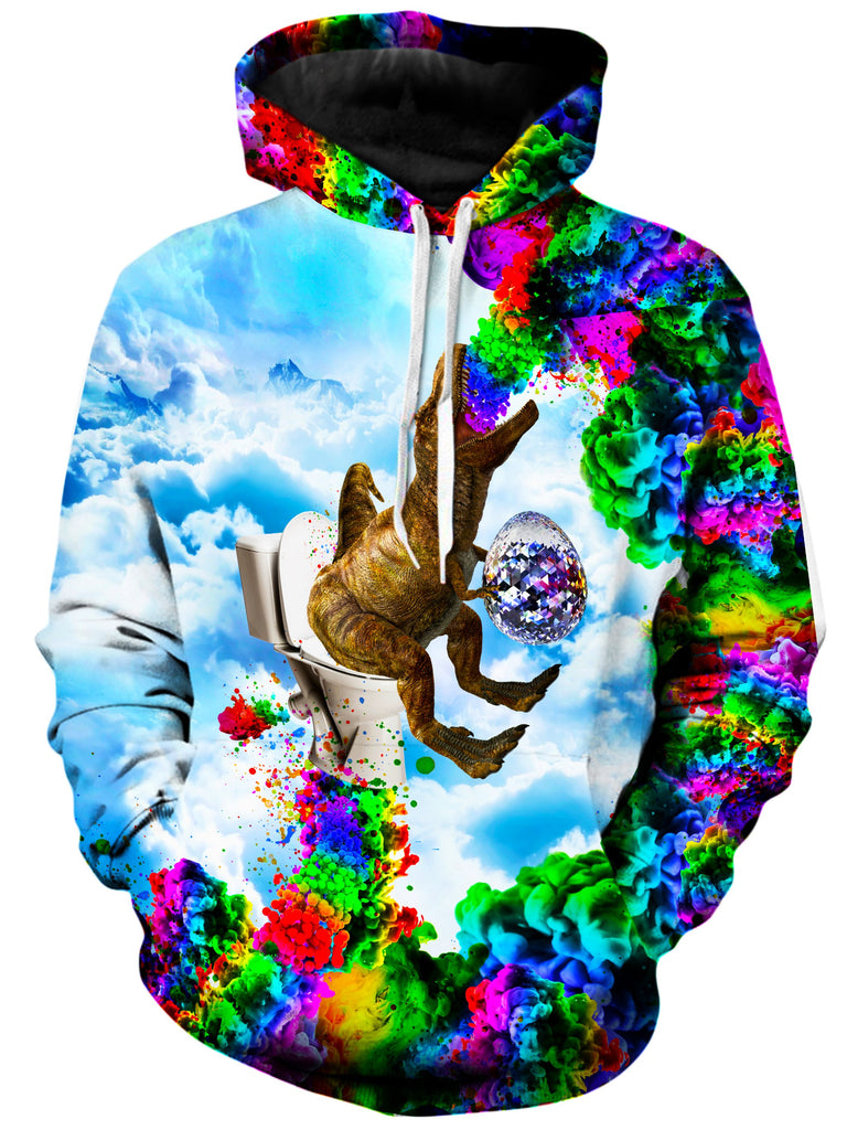 On Cue Apparel - Dino Shat Hoodie