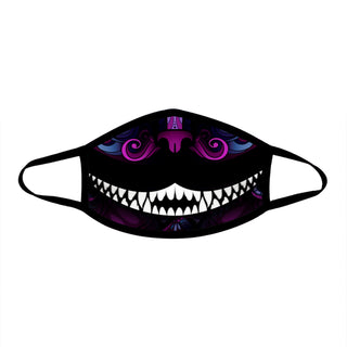 iEDM - Down the Rabbit Hole Cloth Face Mask