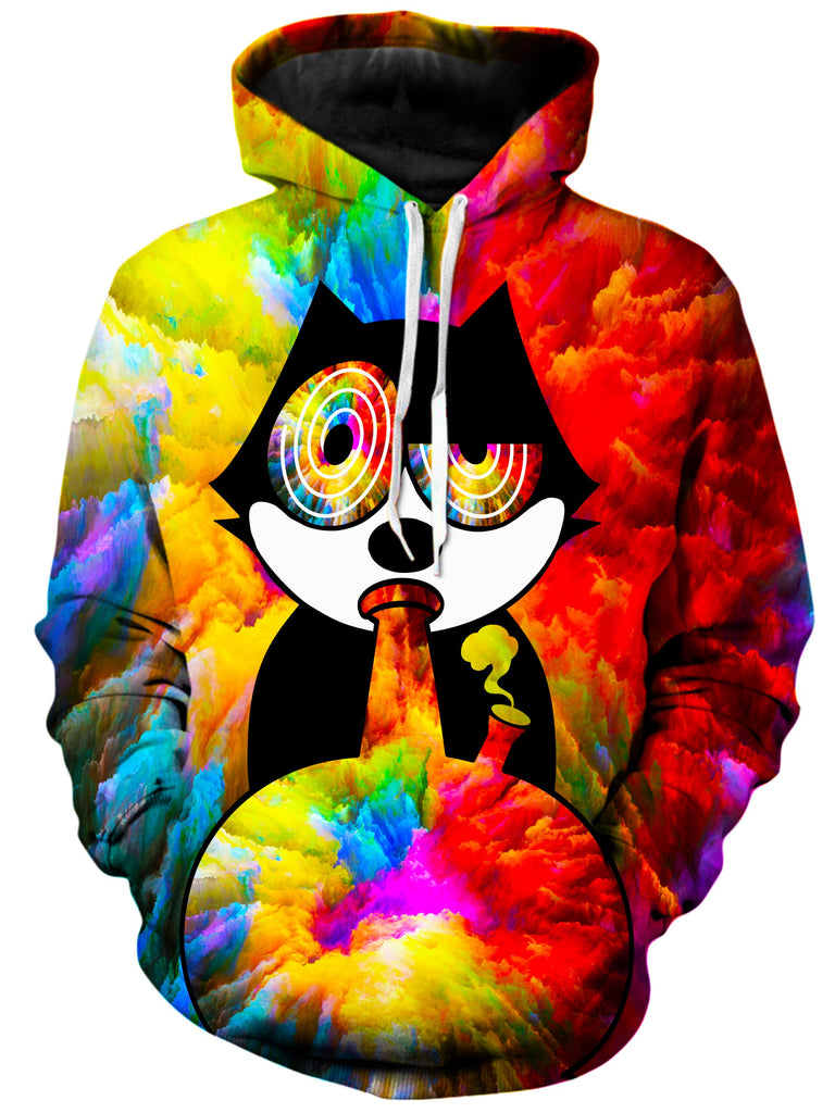 On Cue Apparel - Felix The Cat Hoodie