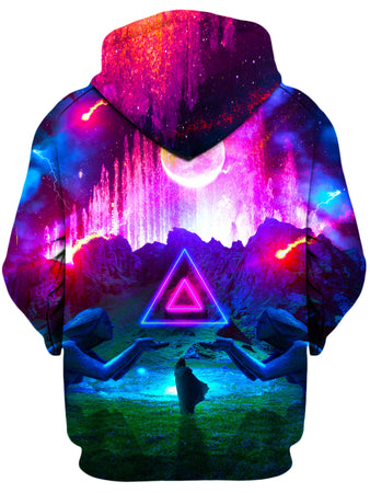 Think Lumi - Fountain Unisex Hoodie