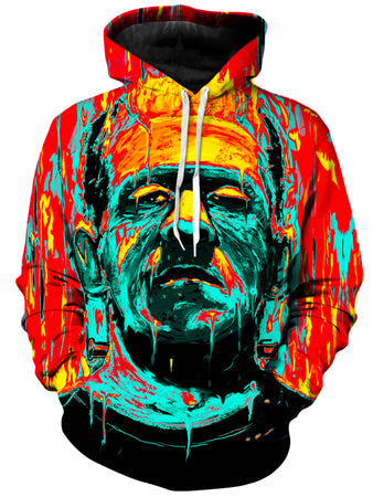 On Cue Apparel - Frankenstein Hoodie