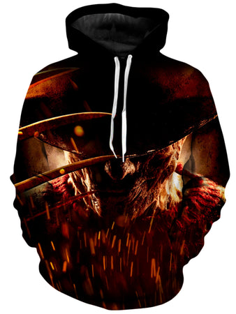 On Cue Apparel - Kreuger Hoodie