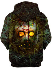Friday the 13th Hoodie, On Cue Apparel, T6 - Epic Hoodie