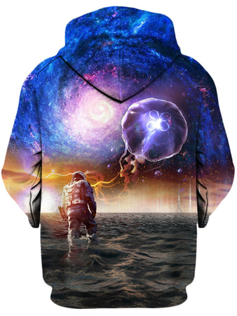 On Cue Apparel - Galactic Jellyfish Hoodie
