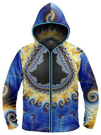 Light Up Hoodies - Get Spun Light-Up Hoodie