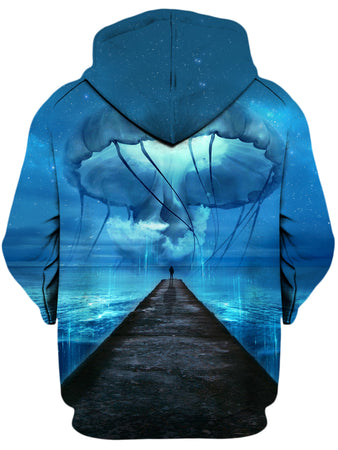 On Cue Apparel - Giant Jellyfish Hoodie