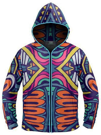 Light Up Hoodies - Gnosis Light-Up Hoodie