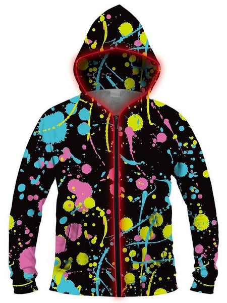 Light Up Hoodies - Going Postal Light-Up Hoodie