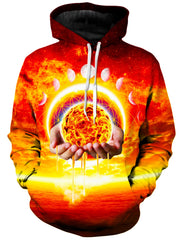 Holding the Sun Hoodie, On Cue Apparel, T6 - Epic Hoodie