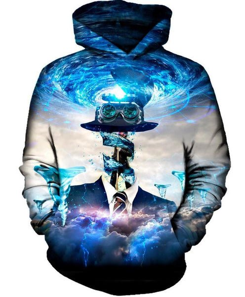 On Cue Apparel - True Power Hoodie