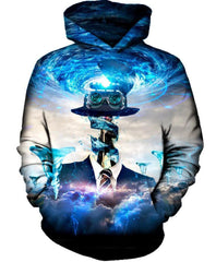 True Power Hoodie, On Cue Apparel, T6 - Epic Hoodie