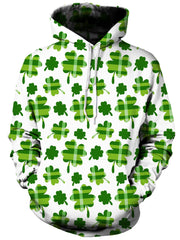 Clover Patch Unisex Hoodie, iEDM, T6 - Epic Hoodie