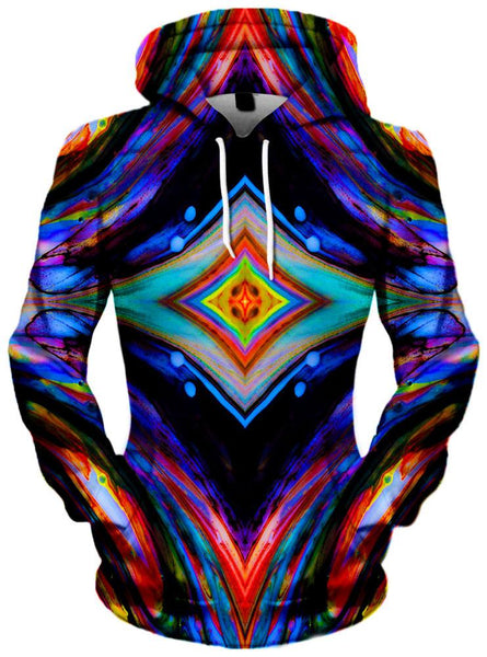 Noctum X Truth - Saturated Eyes Unisex Hoodie