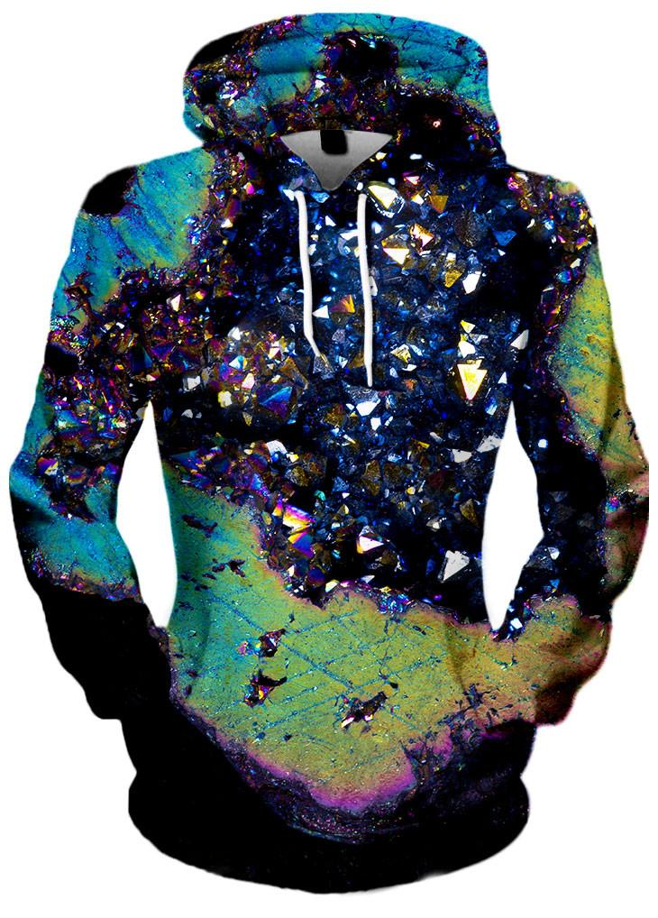 Shine Bright Unisex Hoodie, Different Type, Noctum X Truth - Epic Hoodie