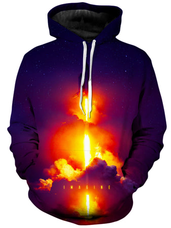 Think Lumi - Imagine Unisex Hoodie