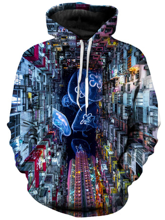 On Cue Apparel - Jellyfish Invasion Hoodie