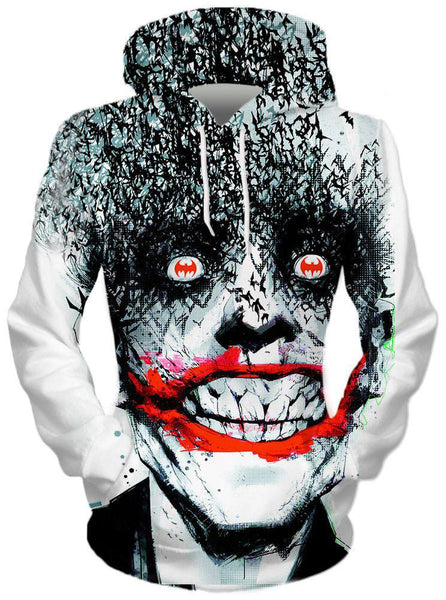 On Cue Apparel - Joker Hoodie