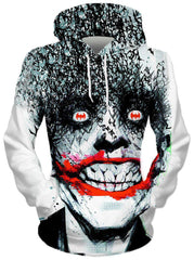 Joker Hoodie, Different Type, On Cue Apparel - Epic Hoodie