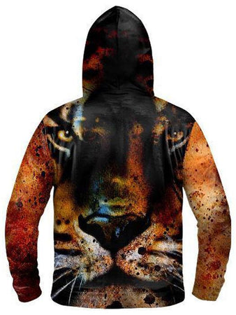 Light Up Hoodies - King of the Jungle Light-Up Hoodie