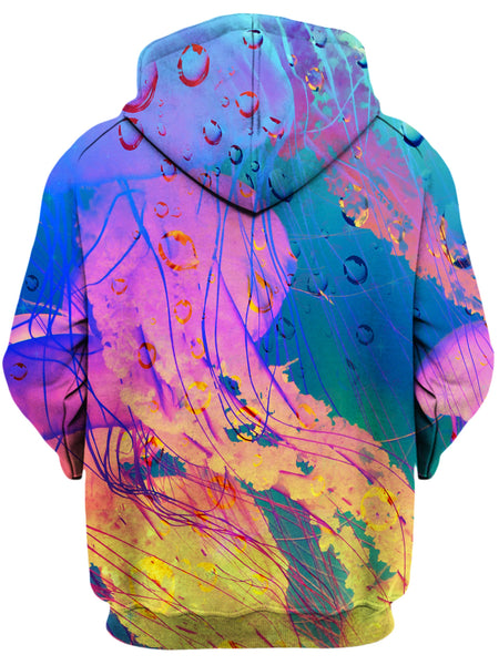 Lucid Eye Studios - Neon Jelly Unisex Zip-Up Hoodie