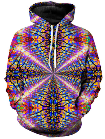 Lucid Eye Studios - Color Tunnel Unisex Hoodie