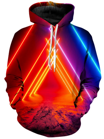 Think Lumi - Luminous Entry Unisex Hoodie
