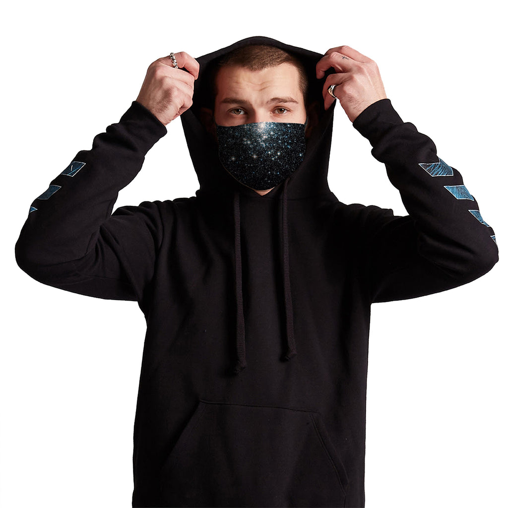 Deep Contact Face Mask, Noctum X Truth, T6 - Epic Hoodie