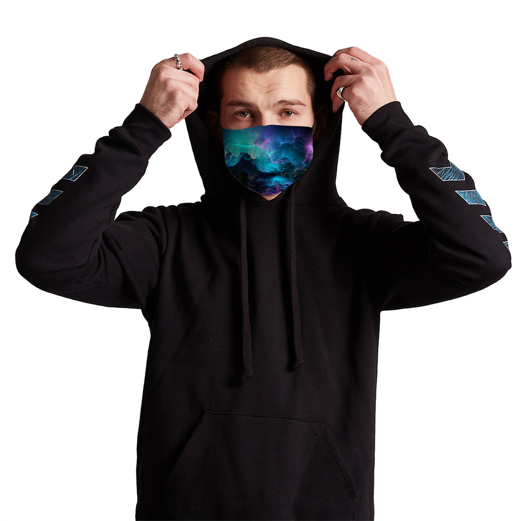 Dream Waves Face Mask, Noctum X Truth, T6 - Epic Hoodie