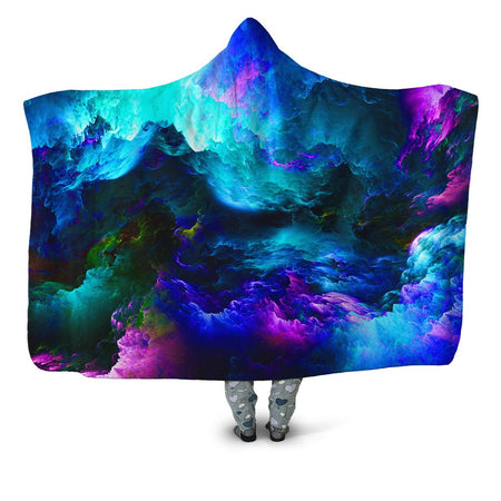 Noctum X Truth - Dream Waves Hooded Blanket