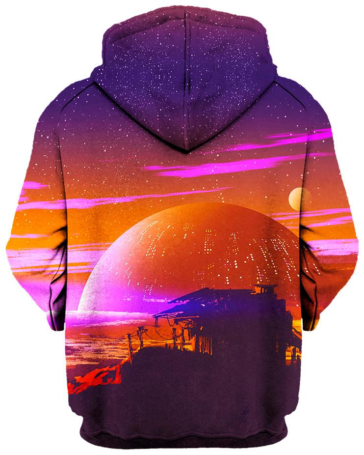 Other World Hoodie, Different Type, On Cue Apparel - Epic Hoodie