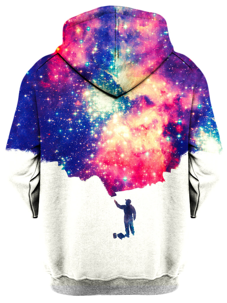 Painting The Universe Hoodie, On Cue Apparel, T6 - Epic Hoodie