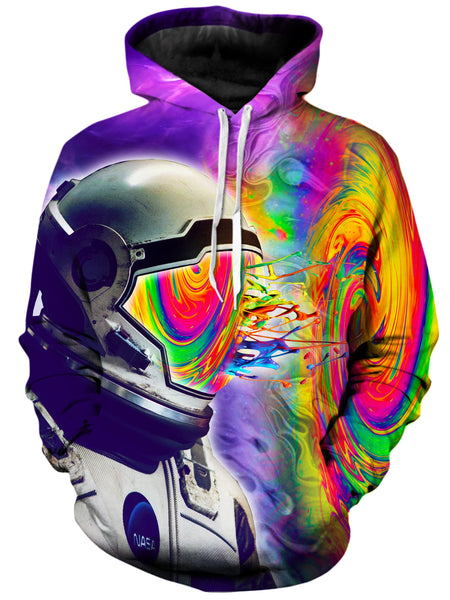 On Cue Apparel - Astronaut Portal Hoodie