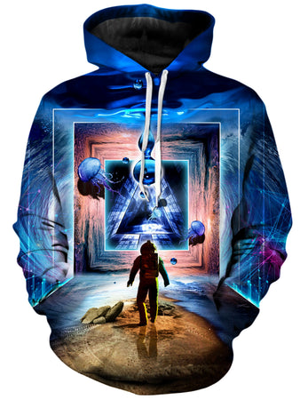 On Cue Apparel - Portal to the Beyond Hoodie