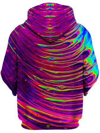 Psychedelic Pourhouse - Cosmic Ripples Unisex Hoodie