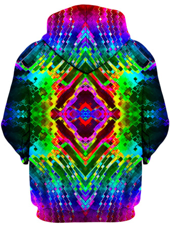 Psychedelic Pourhouse - Entering Hyperspace Unisex Hoodie