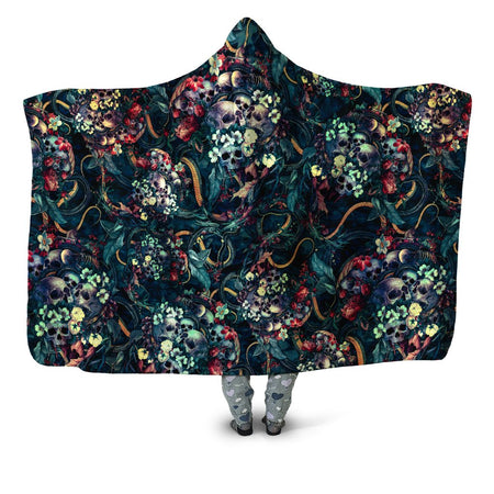 Riza Peker - Endless Soul Hooded Blanket