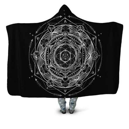 Set 4 Lyfe - Esoteric Hooded Blanket
