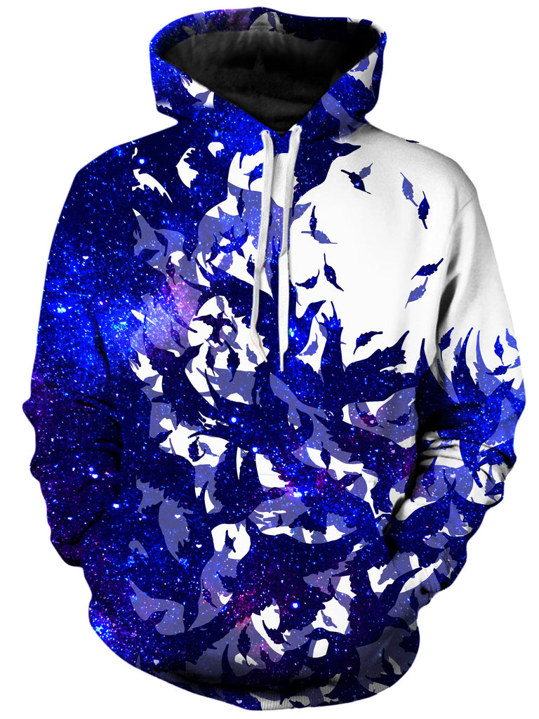 On Cue Apparel - Space Birds Hoodie