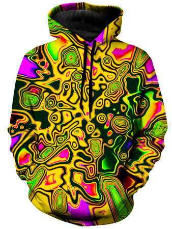Big Tex Funkadelic - Splash Of The 90s Unisex Hoodie
