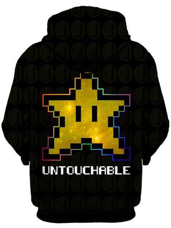 Noctum X Truth - Super Star Unisex Zip-Up Hoodie