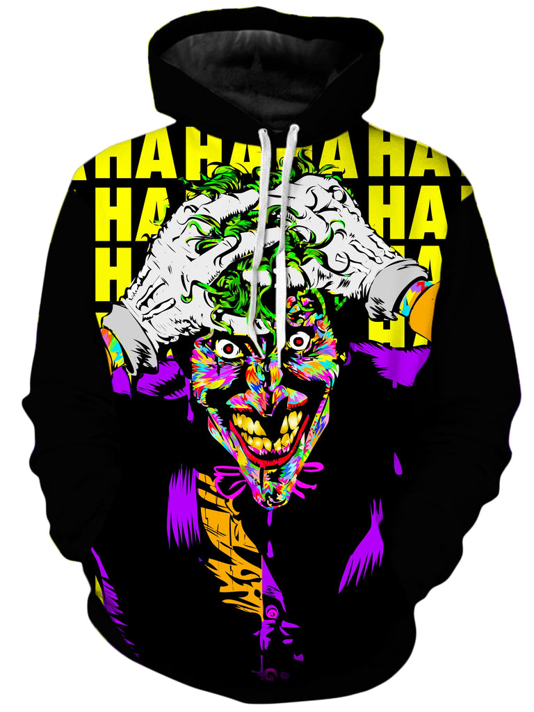 Technodrome - Bring in the Clown Unisex Hoodie