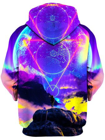 Think Lumi - Neon Night Unisex Hoodie