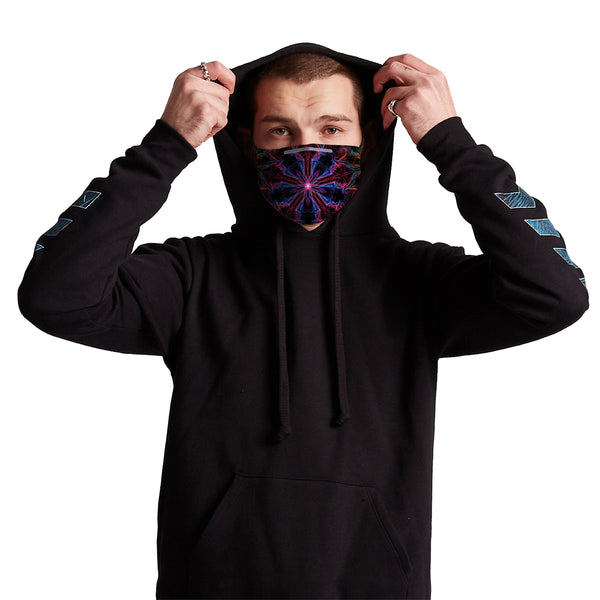 Germ Mask - Man Trip Anti-Germ & Pollution Mask With (4) PM 2.5 Carbon Filters