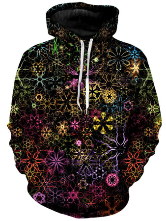 Yantrart Design - Psy Constellation Unisex Hoodie