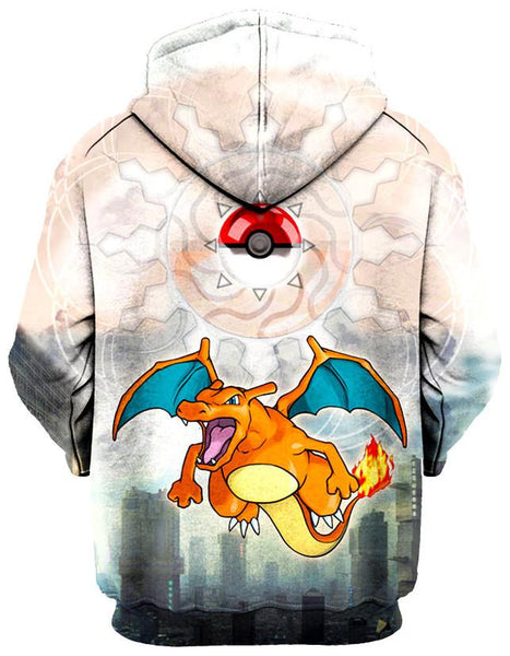 on sale 884dd 225d9 Charizard Unisex Hoodie