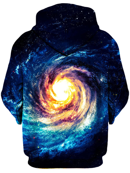 On Cue Apparel - Black Hole Hoodie